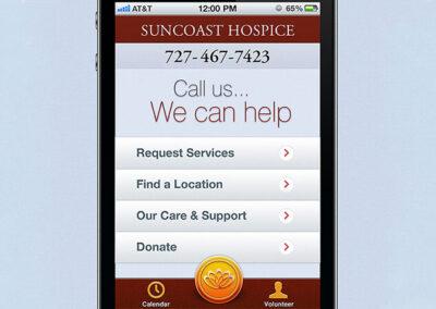 Suncoast Hospice Web